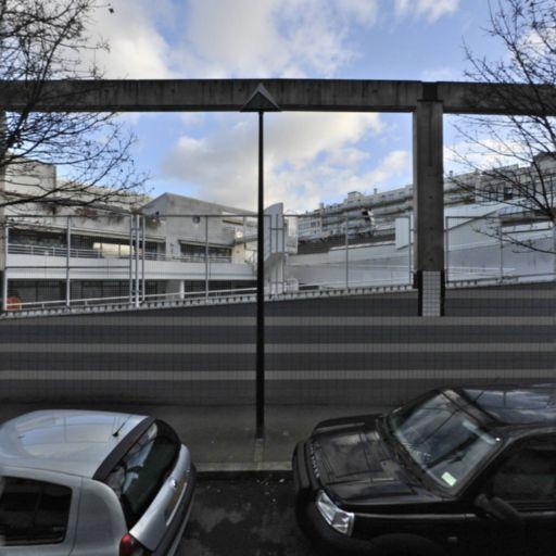 Gymnase Gabriel Voisin - Gymnase - Boulogne-Billancourt