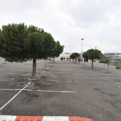 Parking Grand V - Parking - Marseille