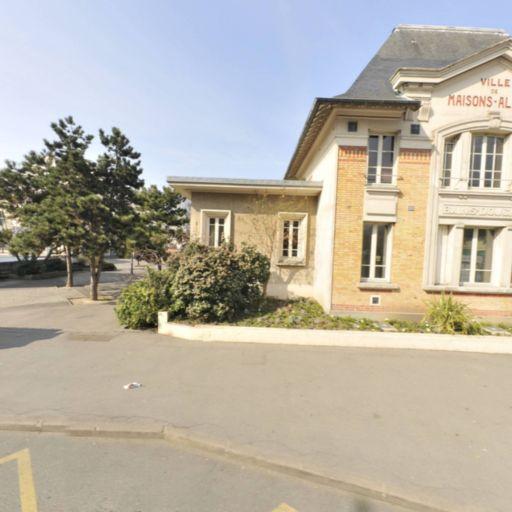 Centre Socioculturel de la Croix des Ouches - Salle de sport - Maisons-Alfort