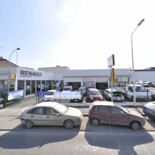 Grand Garage De Noisy - Garage automobile - Noisy-le-Sec