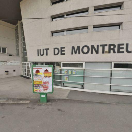 Iut De Montreuil - Grande école, université - Montreuil