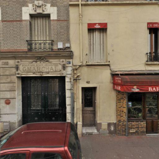 Langlois Hervé - Formation professionnelle - Montreuil