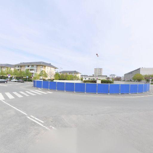 Parking Place du Colonel Loïc Baron - Parking - Melun
