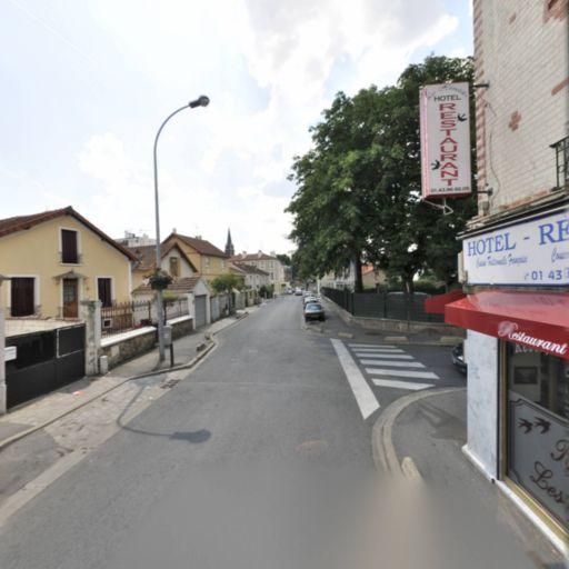 Les Hirondelles - Hôtel - Alfortville