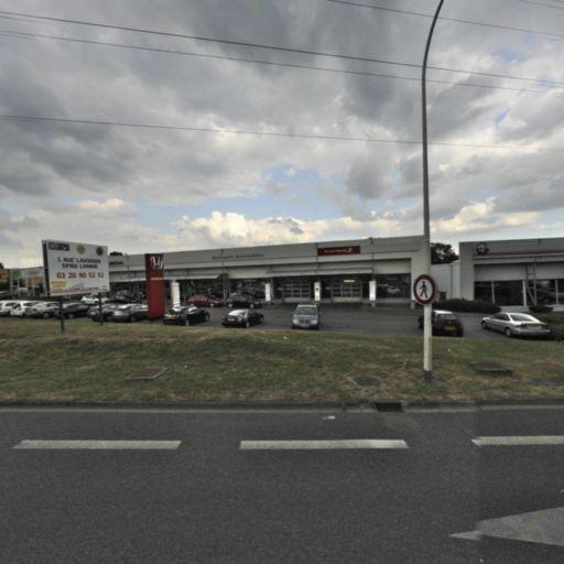Retif - Agencement de magasins - Villeneuve-d'Ascq