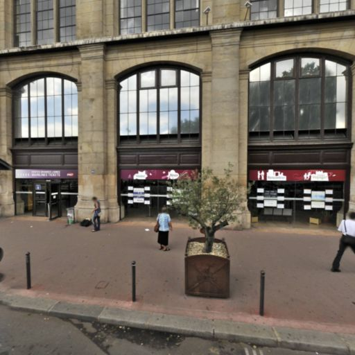 Gare D'austerlitz - Transport ferroviaire - Paris