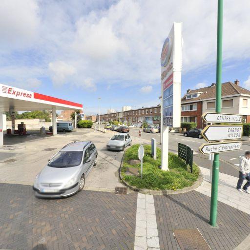 Esso Express Saint Pol Sur Mer - Station-service - Dunkerque