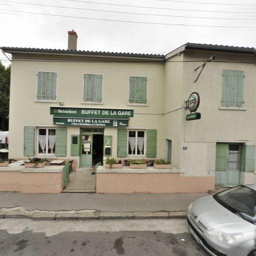 Buffet De La Gare Mancini SARL - Restaurant - Vénissieux