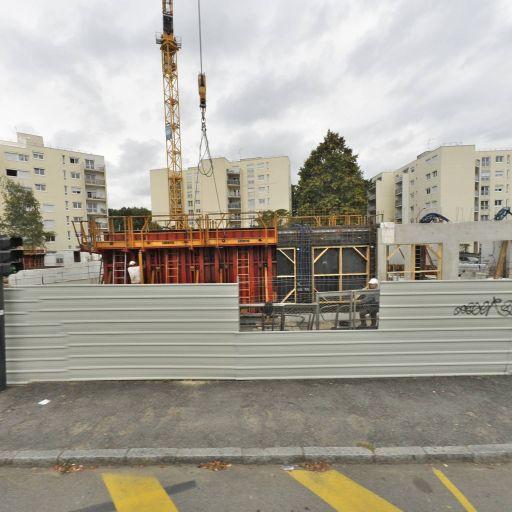 Espace départemental des solidarités Nantes Cassin-Einstein - Site Cassin - Centre médico-social - Nantes