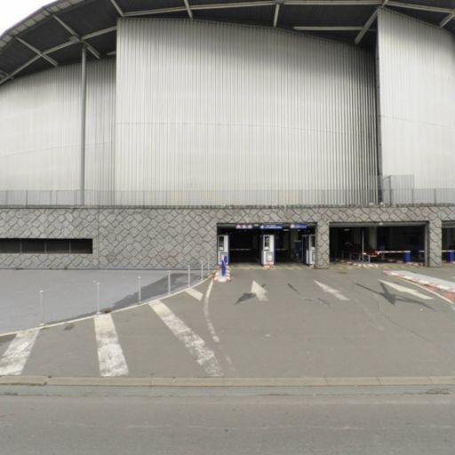 Parking Grand Palais - Parking public - Lille