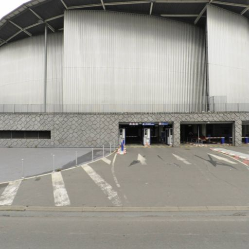 Parking Grand Palais - Parking - Lille