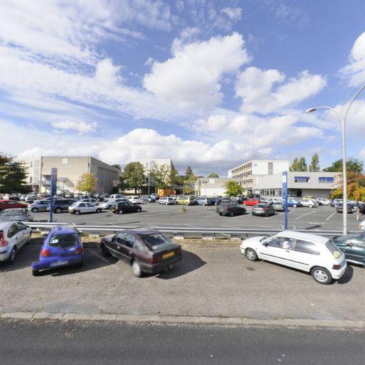 Parking des Antilles - Parking - Pessac