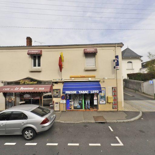 Hôtel Le Beautour - Hôtel - Vertou