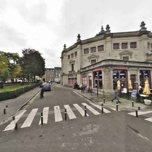 Aire de covoiturage parking du Cirque - Aire de covoiturage - Amiens