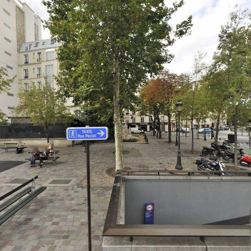 Parking Saemes Mairie du 15ème - Lecourbe - Parking réservable en ligne - Paris