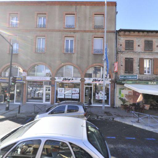 Burgers & Terroir - Restaurant - Castanet-Tolosan