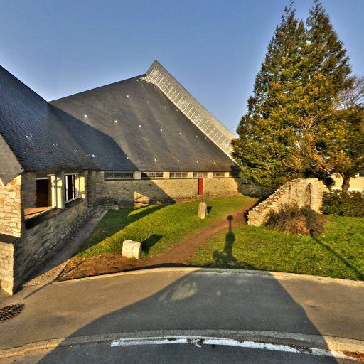 Portail de l'ancienne chapelle Saint-Guen - Attraction touristique - Vannes