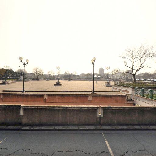 Parking du Mail - Parking - Angers
