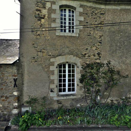 Maison de maître - Attraction touristique - Angers