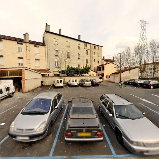 Parking Gabriel Péri - Parking - La Mulatière