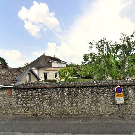 Complexe Sportif de l'Abeille des Aydes - Terrain et club de tennis - Blois