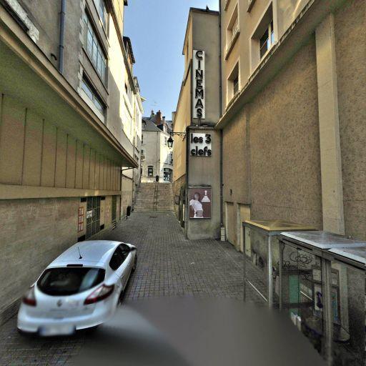 Tour d'Argent - Attraction touristique - Blois