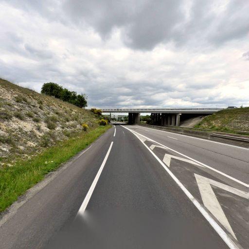 Aire de covoiturage peage nord - Aire de covoiturage - Poitiers