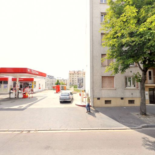Total - Station-service - Dijon