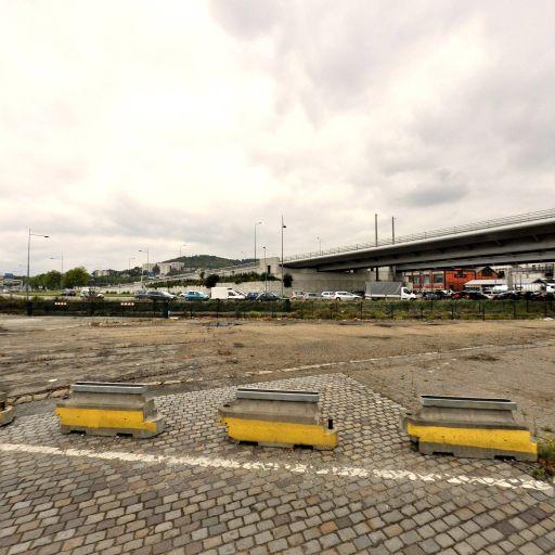 Parking Pont Flaubert - Parking - Rouen