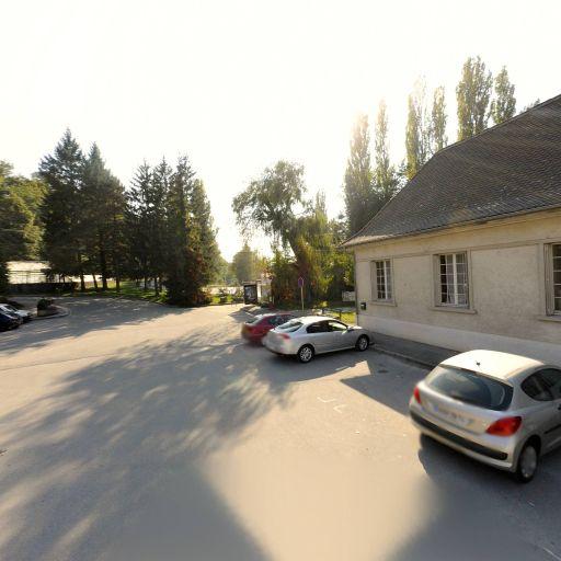 Crématorium municipal d'Annecy - Cimetière - Annecy