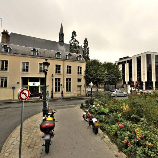 Finances Publiques Services a competence departementale - Trésorerie des impôts - Orléans