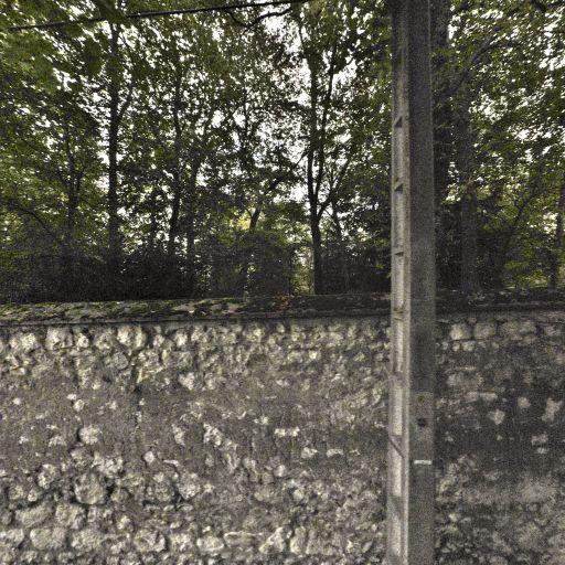 Parc Anjorrant - Parc et zone de jeu - Orléans