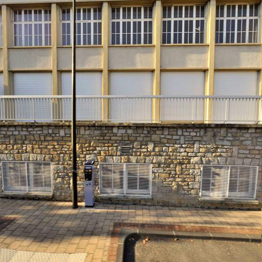 Maison des Personnels de la Banque de France - Infrastructure sports et loisirs - Chamalières