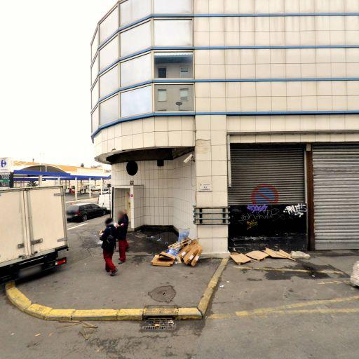 Ass Synd Libre Ctre Com Gde Porte - Centre commercial - Montreuil