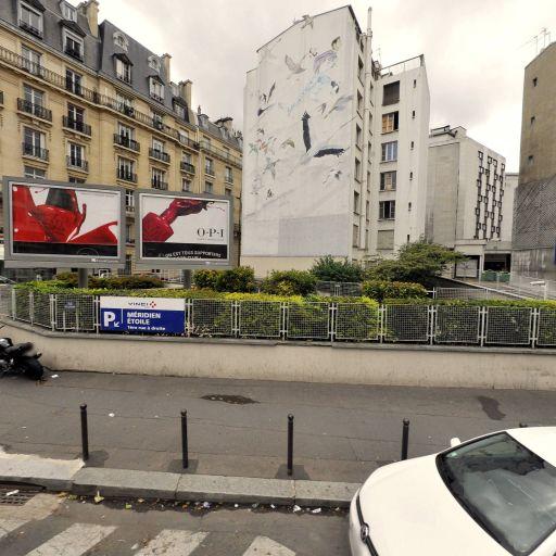 Méridien Etoile - Parking public - Paris