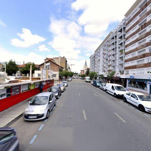 Parking Hôtel de Ville - Parking - Joinville-le-Pont