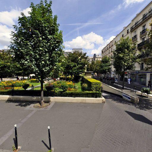 Hôtel de Ville (Clichy) - Parking public - Clichy