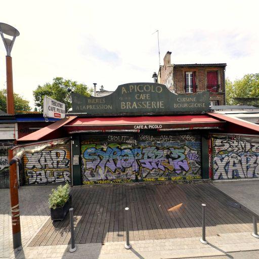 A.picolo Strateg Investissement - Association culturelle - Saint-Ouen-sur-Seine
