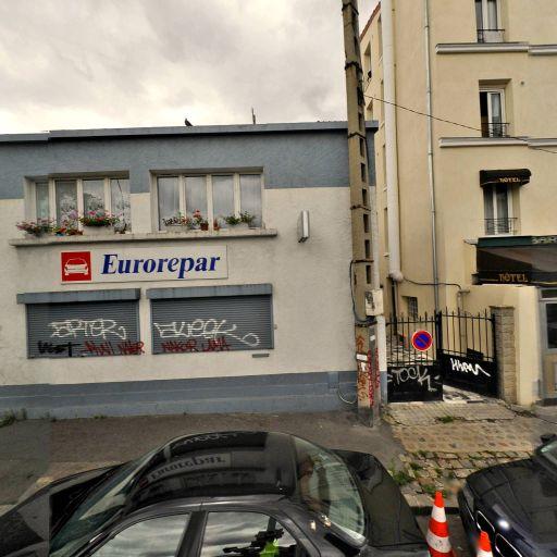 Garage Des Buttes - Garage automobile - Saint-Ouen