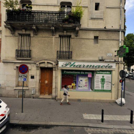 Pharmacie des Familles - Pharmacie - Saint-Ouen