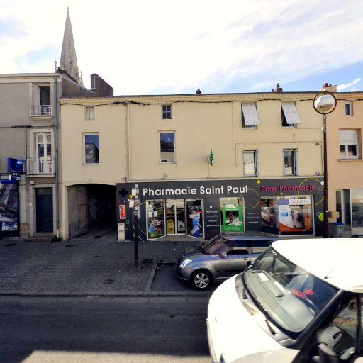 Pharmacie Saint Paul - Pharmacie - Rezé