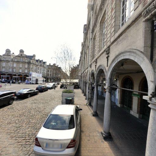 Credit Agricole - Banque - Arras