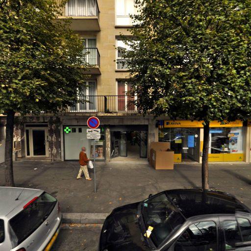 Pharmacie Pong - Pharmacie - Arcueil