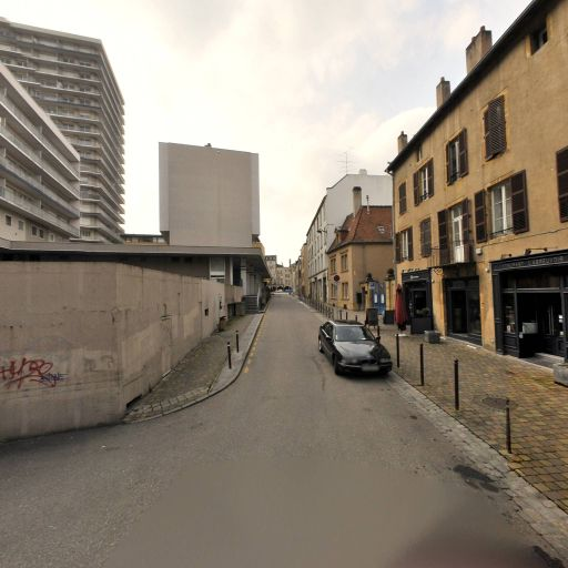 Parking Q-Park Coislin - Parking public - Metz