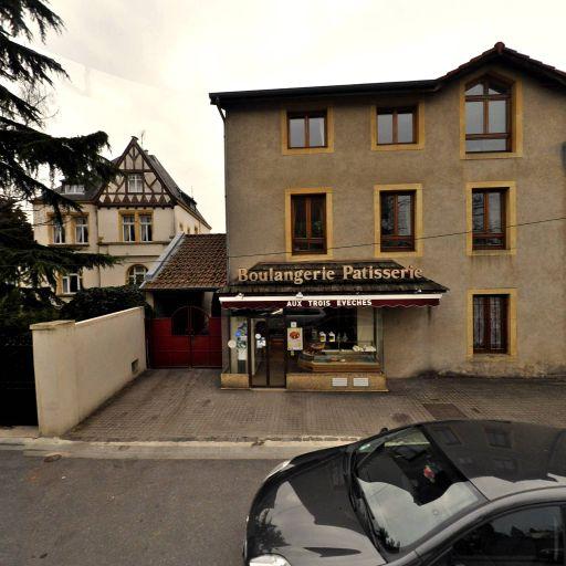 Boulangerie Eveches - Boulangerie pâtisserie - Metz