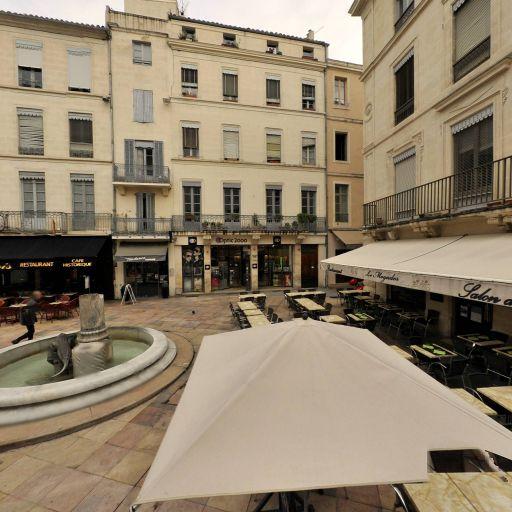 Le Mogador - Café bar - Nîmes