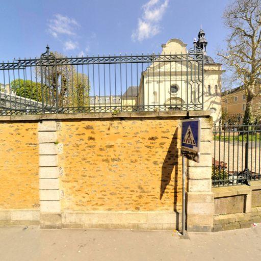 Lycée Montesquieu - Lycée - Le Mans