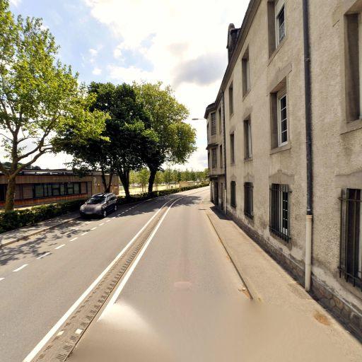 Parking Office de Tourisme - Parking - Vannes