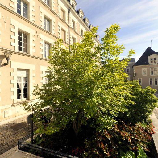 Logis Barrault - Attraction touristique - Angers