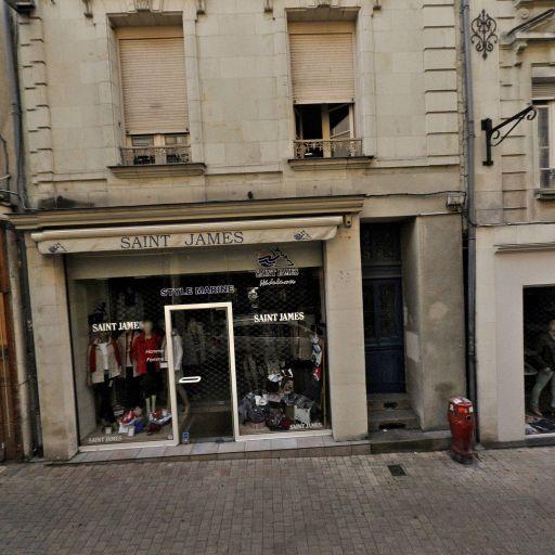 Maison du commerçant Pierre Richard - Attraction touristique - Angers